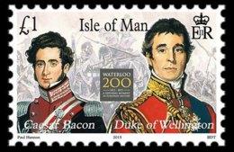 4.- ISLE OF MAN 2015 Napoléon's Hundred Days Campaign - Napoleon