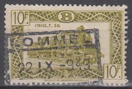 D8313 - Belgium Railway Mi.Nr. 289 O/used, Lommel - 1942-1951