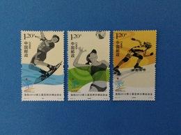 2012 CINA CHINA FRANCOBOLLI NUOVI STAMPS NEW MNH** GIOCHI ASIATICI DI SPIAGGIA - 1949 - ... Repubblica Popolare
