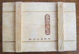 MOUSON- BAMBUS - ANCIENNE BOÏTE EN BOIS. - Perfume & Beauty