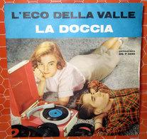 """L'ECO DELLA VALLE LA DOCCIA  COVER NO VINYL 45 GIRI - 7"""" - Accessori & Bustine"""