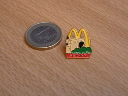 McDONALD'S. SEDAN ARDENNES. - McDonald's