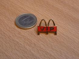 McDONALD'S VIP. EGF. - McDonald's