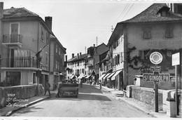 St Gingolph - La Frontière - VS Wallis
