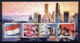 Singapore 2003 National Day MS MUH - Singapore (1959-...)