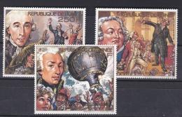 GUINEE  :  Bicentenaire De La Révolution Française  No 889 à 891 Neuf XX - Franz. Revolution