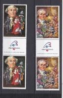 TOGO  :  Bicentenaire De La Révolution Française T  1272  1273  Neuf XX Philexfrance 89 - Franz. Revolution