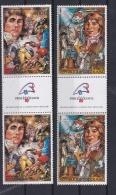 TOGO  :  Bicentenaire De La Révolution Française T PA 661 662  Neuf XX Philexfrance 89 - Rivoluzione Francese