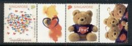 Singapore 2003 Togetherness & Joy Bear MUH - Singapore (1959-...)