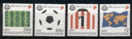 Singapore 2004 FIFA Soccer MUH - Singapore (1959-...)