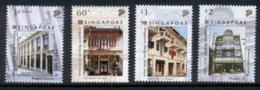 Singapore 2005 Buildings In Belgium & Singapore MUH - Singapore (1959-...)