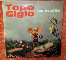 """TOPO GIGIO VA IN CITTA'  AUCUN VINYLE COVER NO VINYL 45 GIRI - 7"""" - Accessori & Bustine"""