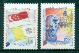 Singapore 2006 Diplomatic Relationships - Singapore (1959-...)