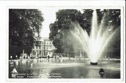 CPA - Carte Postale -Belgique -Bruxelles -Parlement Et Le Jet D'eau Du Parc  -1950-S2249 - Antwerpen