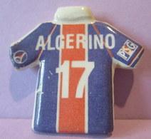 Fève Brillante Plate - Maillot De Jimmy ALgerino N° 17 - Sports