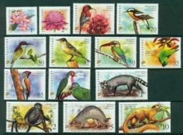 Singapore 2007 Flora & Fauna To $10 MUH Lot23503 - Singapore (1959-...)
