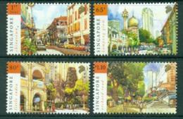 Singapore 2007 Tourist Landmarks MUH Lot23505 - Singapore (1959-...)