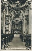 005426  Inneres Der Wallfahrtskirche Sonntagberg  1930 - Sonntaggsberg