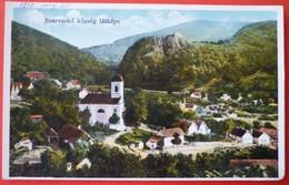 HUNGARY , SZARVASKO KOZSEG LATKEPE - SZARVAS - Ungheria