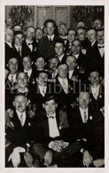 Postcard / ROYALTY / Belgique / België / Koning Leopold III / Roi Leopold III / La Bouverie / Au Palais / 1936 - Frameries