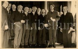 Postcard / ROYALTY / Belgique / België / Koning Leopold III / Roi Leopold III / Palais Des Académies / 1936 - Personnages Célèbres