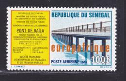 SENEGAL AERIENS N°   79 ** MNH Neuf Sans Charnière, TB (D7626) EUROPAFRIQUE - 1969 - Sénégal (1960-...)