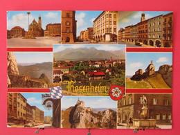 Allemagne - Rosenheim - Multivues - Scans Recto Verso - Rosenheim