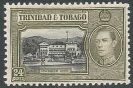 Trinidad & Tobago. 1938-44 KGVI. 24c MH. SG 253 - Trinidad & Tobago (...-1961)