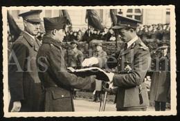 Postcard / ROYALTY / Belgique / België / Koning Leopold III / Roi Leopold III / Anniversaire De L'Armistice / 1936 - Characters