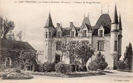 Doué La Fontaine - Les Verchers - Château De Baugé-Menuau - Doue La Fontaine