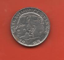 SUECIA - SWEDEN -  1 Krona 1998  KM852a - Suecia