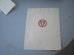 Stockholms Stad  1923 - Programs