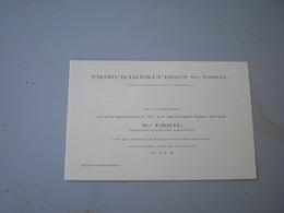 Frimurareklubben St Eskil 1925 - Programmi