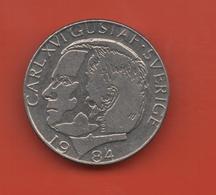 SUECIA - SWEDEN -  1 Krona 1984  KM852a - Suecia