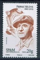 Saint Pierre And Miquelon, Pierre Hélène, 2018, MNH VF - Unused Stamps