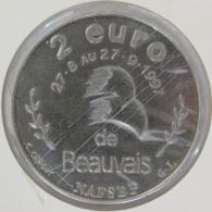 0202 - 2 EURO - BEAUVAIS - 1997 - Euros Of The Cities