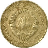Monnaie, Yougoslavie, 10 Dinara, 1977, TB+, Copper-nickel, KM:62 - Yugoslavia