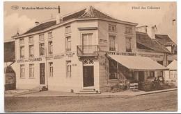 CPA PK  WATERLOO MONT SAINT JEAN  HOTEL DES COLONNES - Belgien
