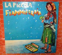 """LA PICCOLA FIAMMIFERAIA COVER NO VINYL 45 GIRI - 7"""" - Accessori & Bustine"""