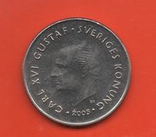 SUECIA - SWEDEN -  1 Krona 2005  KM894 - Suecia