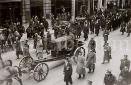 REAL Photo/ ROYALTY / Belgique / België / Roi Leopold III / Koning Leopold III / Funérailles / Lieutenant-général Ruquoy - War, Military