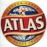 Lote Pm1, Panama, Posavaso, Coaster, Balboa, Atlas - Beer Mats