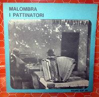 """MALOMBRA I PATTINATORI COVER NO VINYL 45 GIRI - 7"""" - Accessori & Bustine"""