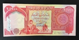 IRAQ P96 25000 DINARS 2003 UNC - Irak