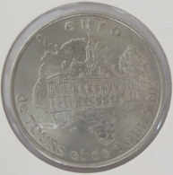 0209 - 2 EURO - TOURS ET TOURAINE / CHÂTEAU RENAULT - 1997 - Euros Of The Cities