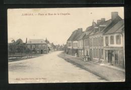 LIHONS - Place Et Rue De La Chapelle - France