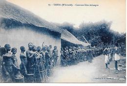 GABON - SAMBA - N'GOUNIE - ASHANGOS  --  S1027 - Gabon
