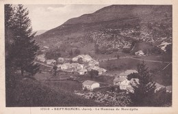 Carte 1930 SEPTMONCEL / LE HAMEAU DE MONTEPILE - Septmoncel