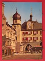 Visuel Très Peu Courant - Allemagne - Rosenheim - Mittertor - Scans Recto Verso - Rosenheim