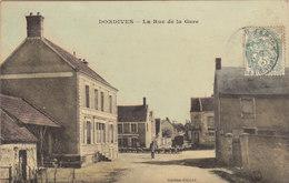 °°°  45 DORDIVES /   RUE DE LA GARE         °°°     REF SEPT. 18  /  BO. 45 - Dordives